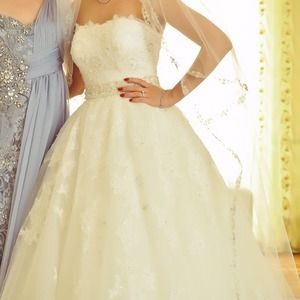 100% Authentic Demetrios Dress