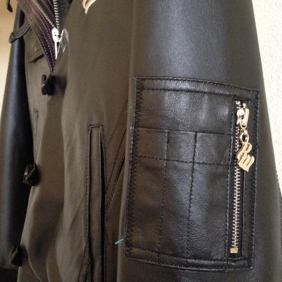 Rocawear leather jacket