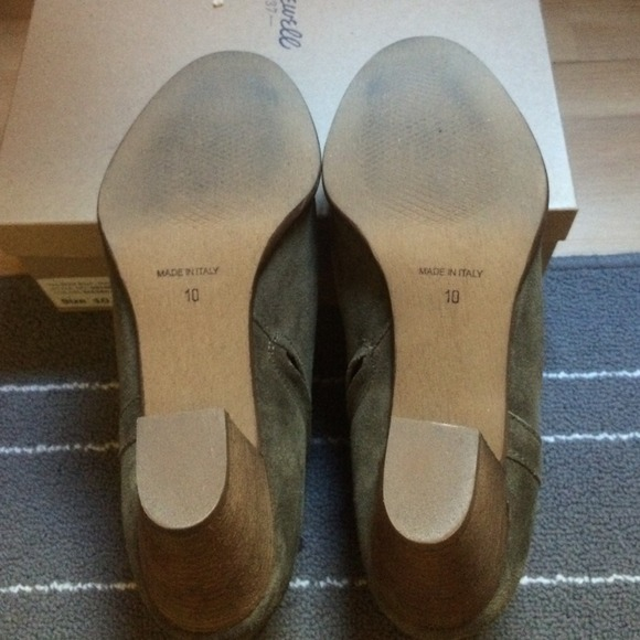 65 madewell shoes reduced madewell suede billie
