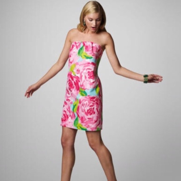 First Impressions Lilly Pulitzer First Impression Lilly Dress