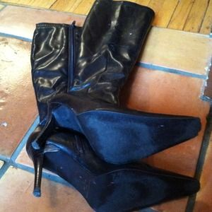 how to fix peeling faux leather shoes
