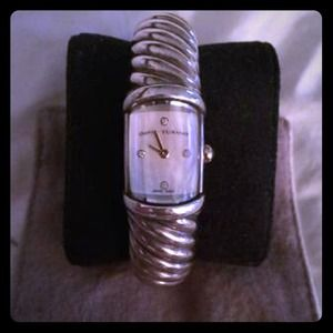 David Yurman Watch, Authentic -Woman's