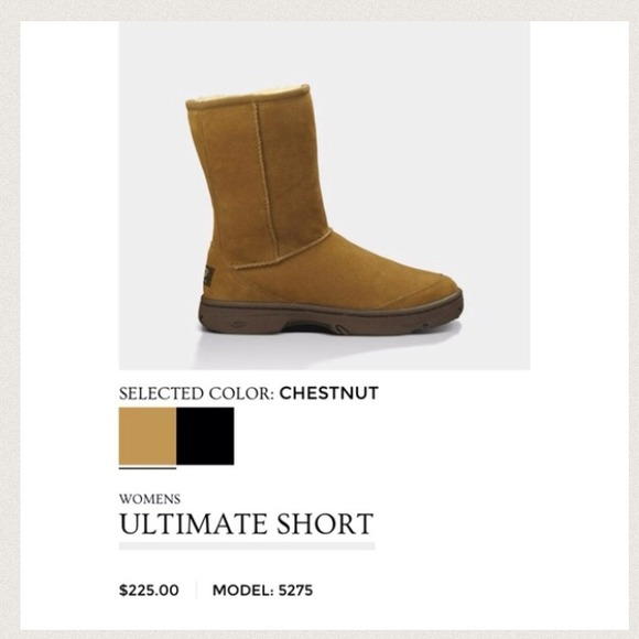 ugg ultimate short size 11