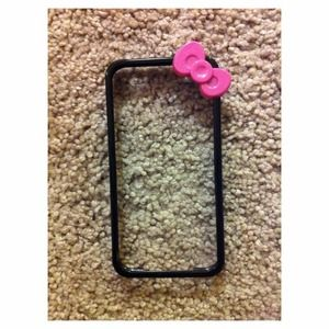 Other - Hello Kitty Phone 4s/4 Bumper