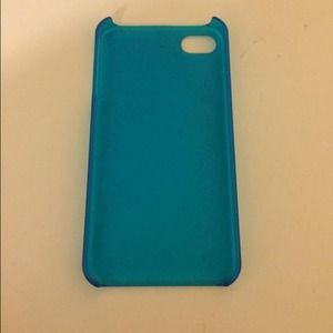 Other - Teal iphone 4/4s Case