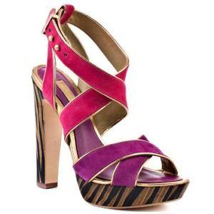 "BCBG MAX AZRIA ""Milan"" Platform Shoes"