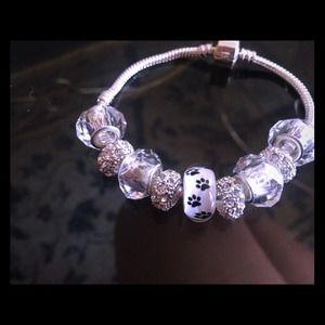 European bracelet.