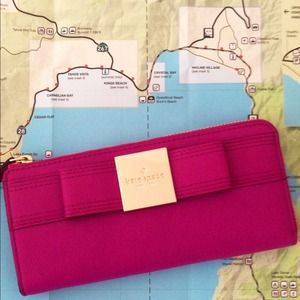 kate spade Clutches & Wallets - 💋SOLD💋Kate Spade Nisha Wallet