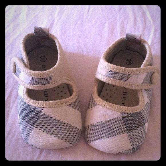 Burberry Shoes | Baby Girl | Poshmark