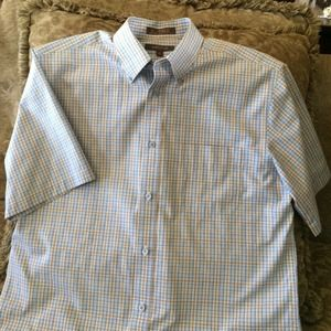 Nordstrom Men's Button down polo shirt