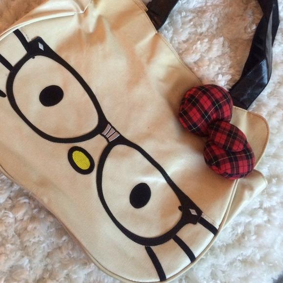 895ae5a2b289 Handbags - Hello Kitty Nerd Bag