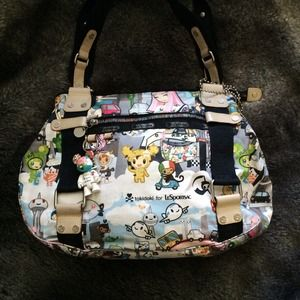 tokidoki Handbags - Tokidoki for LeSportsac