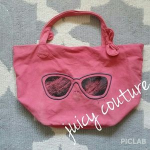 87% off Juicy Couture Handbags - Juicy Couture Tote/Beach Bag from ...