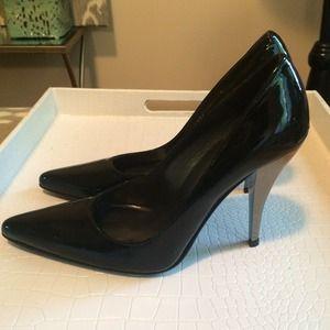Stuart Weitzman Shoes - NWT Black Patent Leather Stuart Weitzman pumps | 6