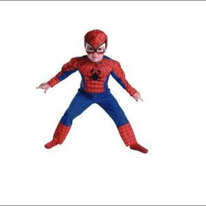 Other - Toddler Spiderman Outfit