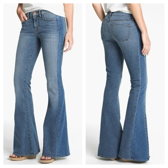 86% off J Brand Denim - J Brand Chrissy Mid-rise Flare Jeans from ...