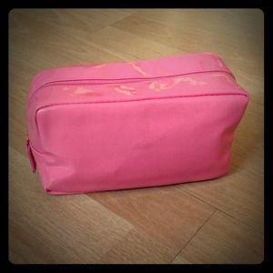 Yves Saint Laurent Bags - Yves Saint Laurent Pink Makeup Cosmetic Bag YSL e6660c5902caa