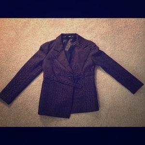 Vivian Tam Purple Jacket