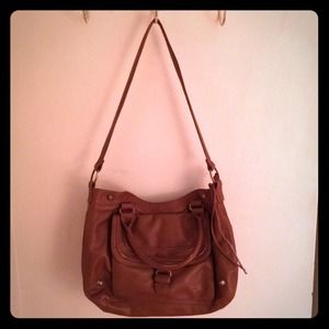 Crossbody faux leather bag OLD NAVY