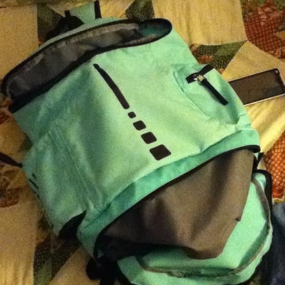 786b5b2f80ad nike mint green backpack m 53f5b2581139e17c000345e4