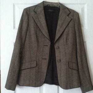 MaxMara Jackets & Blazers - Brown wool blazer jacket