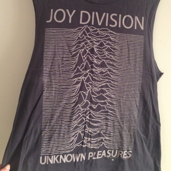 Tops - Joy Division Muscle Tank