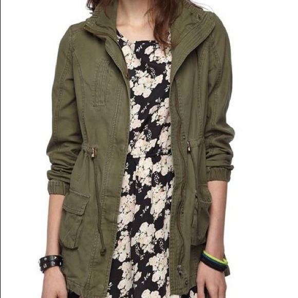 Cotton On - Bundle Cotton on utility jacket &tribal maxi dress ...