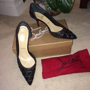 Christian Louboutin Shoes - 🎀HOST PICK🎀 CHRISTIAN LOUBOUTIN Sexy Shoes🎀