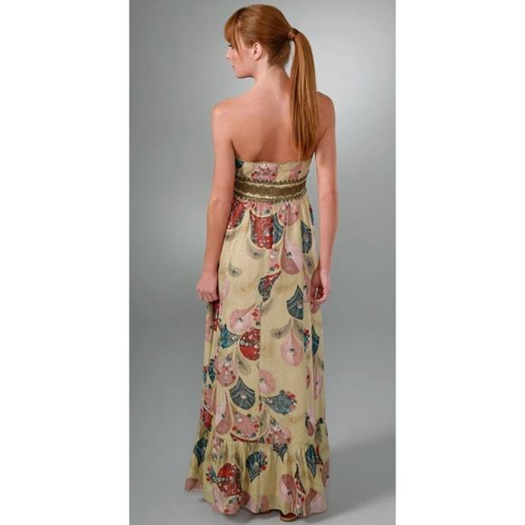 Nanette lepore beach lover maxi dress