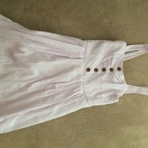 BABY PINK DRESS (with small stains)