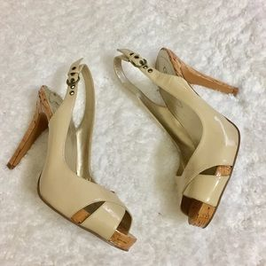 Guess by Marciano Shoes - Peep toe heel