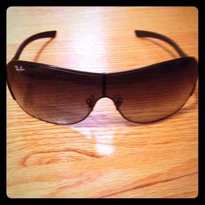 Authentic Black ray ban