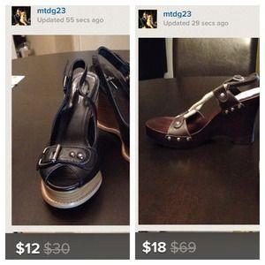 Shoes - Bundle for @sandyc2394