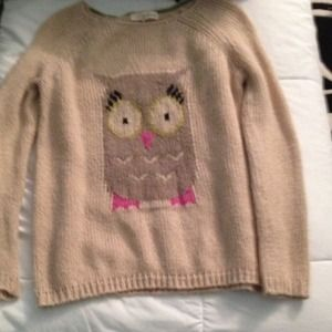 Sweaters - Target Owl Sweatet