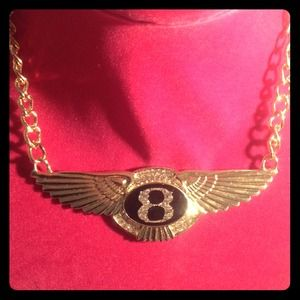 Jewelry - Number 8 Wings chain