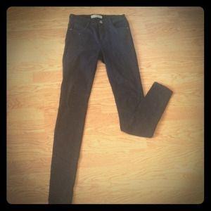 Zara Denim - Zara Black Skinny Jeans