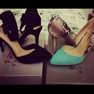 Shoes - Mint shoes HOLD !! @gaovang10