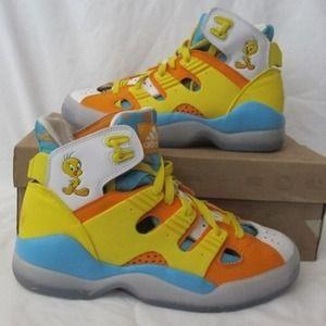 Adidas EQT Looney Tune limited ed Tweety bird