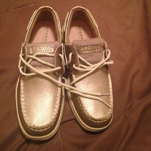 New Sperry top sider