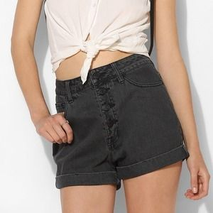 Urban Outfitters Denim - BDG High Waisted Shorts