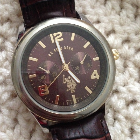 Authentic Nwt Us Mens Nwot Polo Watch 0knwON8XPZ