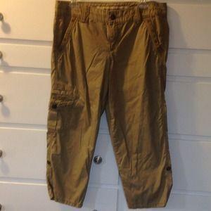 Nine West Vintage American Jeans Brand Capris