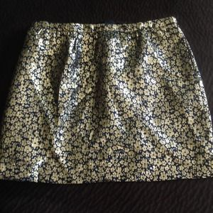 J. Crew collection skirt