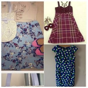 Dresses & Skirts - Bundle for @mvelasc8
