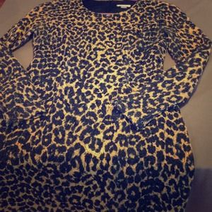 Rodarte for Target leopard dress
