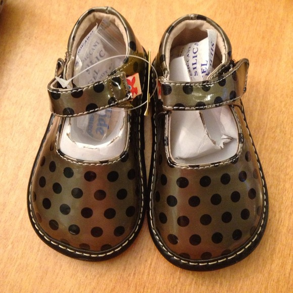 Hide & Squeak Shoes - Hide & Squeak Mary Janes