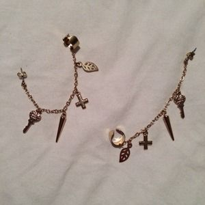 Cuff earrings!!