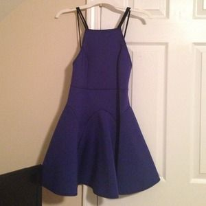 Nasty Gal skater dress