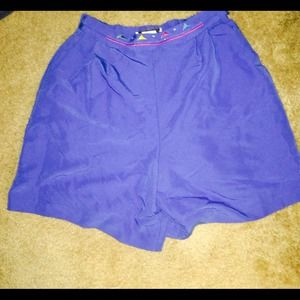 Vintage golf shorts