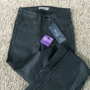 "New Black ""cielo jeans USA"" pants, size 1 (25)"